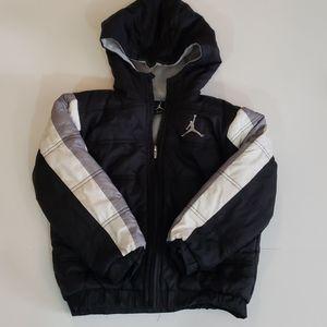 JORDAN Hooded Winter Puffer Jacket size 5-6 yrs.
